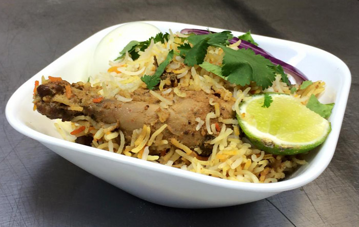 Join us for fresh Biryani's at our convenient Eden Prairie location